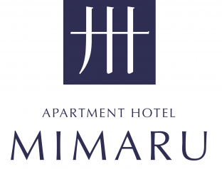 APARTMENT HOTEL MIMARU ロゴ