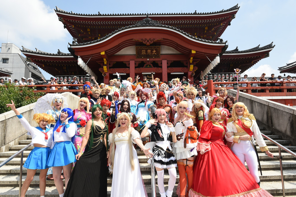 WORLD COSPLAY SUMMIT 2019