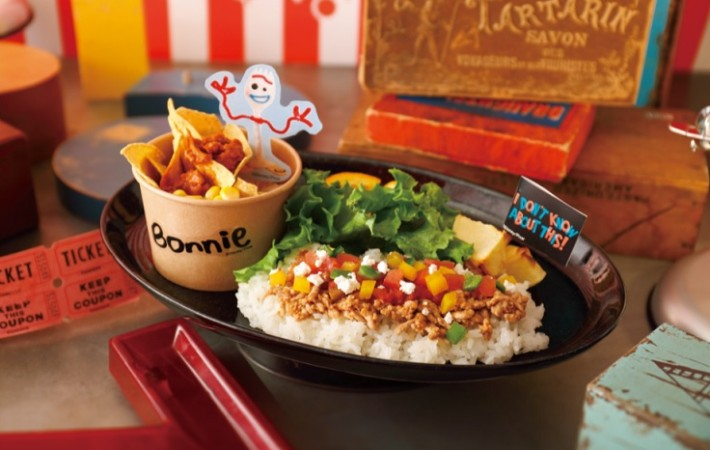 toy story4 cafe meal